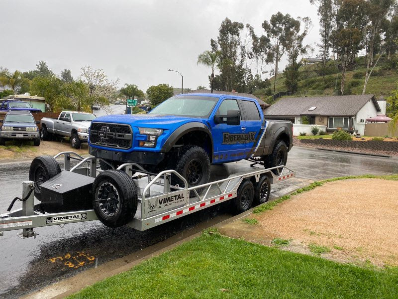 2004-2014 Ford F-150 To 2017+ Raptor Conversion One Piece
