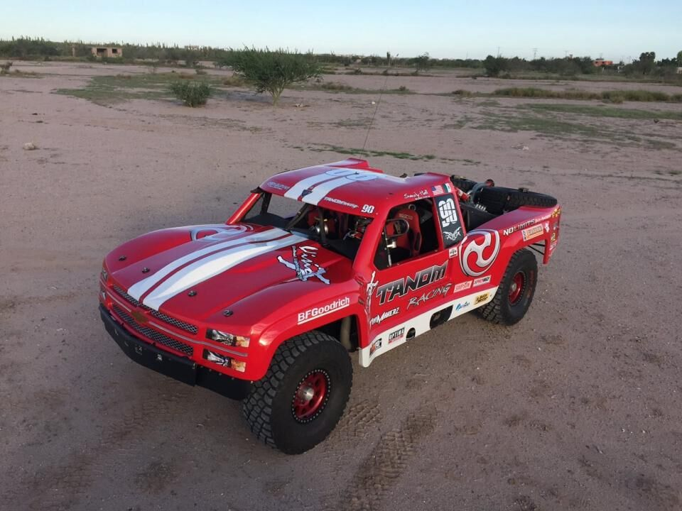 2015 Chevy Silverado Trophy Truck Body