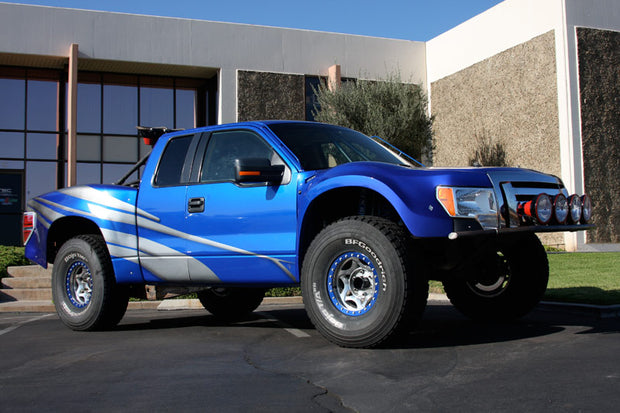 2014 Ford F150 Luxury Prerunner One Piece