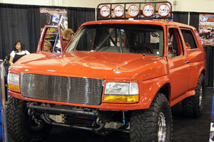 "1980-1996 Ford F-150 ""Retro"" One Piece"