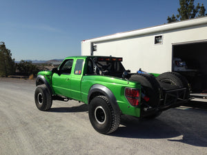 1993-2011 Ford Ranger To Gen 1 Raptor Conversion Bedsides