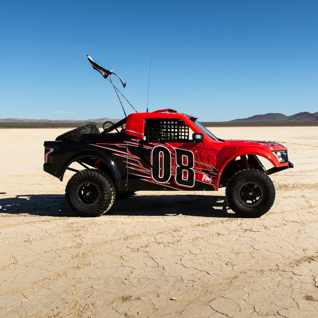 Indecent Motorsports / FiberwerX Can-Am Maverick X3 Gen 2 Raptor Body