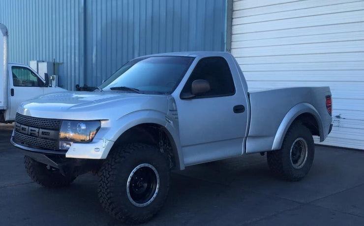 1997-2003 Ford F-150 To 1st Gen Raptor One Piece Conversion