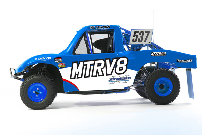 2016 FiberwerX Short Course Mini Raptor TK Body