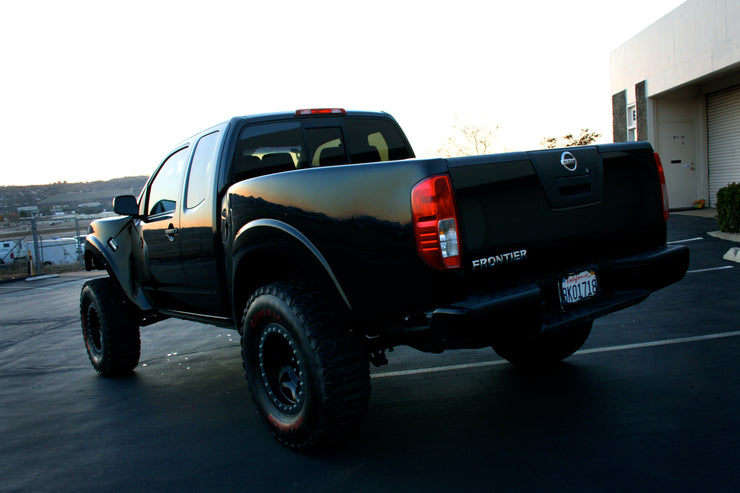 2005-2019 Nissan Frontier to 2015 Titan One Piece Conversion