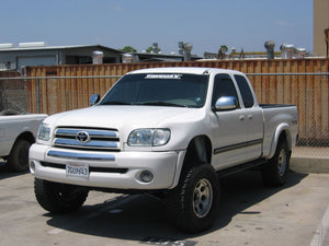 2000-2006 Toyota Tundra Access Cab Fenders