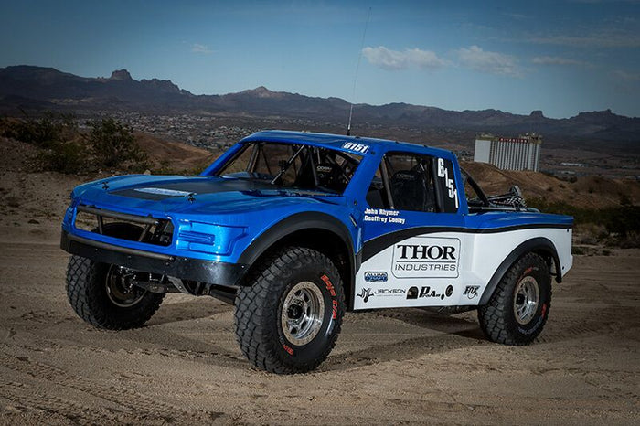 2020 Ford Raptor Trophy Truck Spec Body