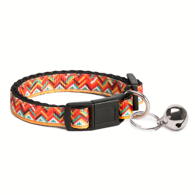 Machu Picchu Cat Collar