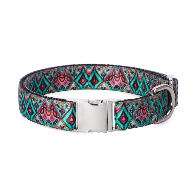 Mystery Jewels Dog Collar