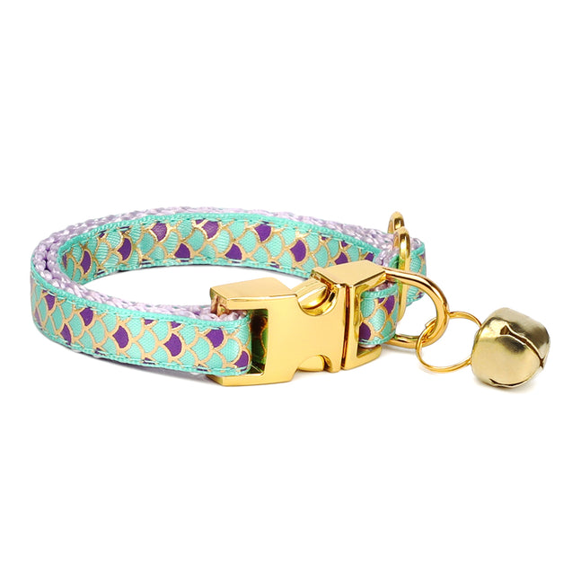 Mermaid Scale Dog Collar