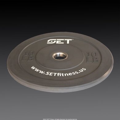 SET™ Bumper Plates-  High Quality
