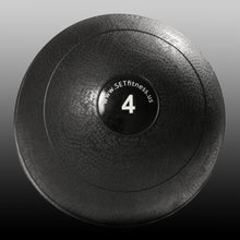 Load image into Gallery viewer, SET™ Fitness Slam Ball -  PERFECT COMBO WITH KETTLEBELL WORKOUTS