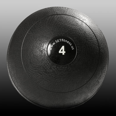 SET™ Fitness Slam Ball -  PERFECT COMBO WITH KETTLEBELL WORKOUTS