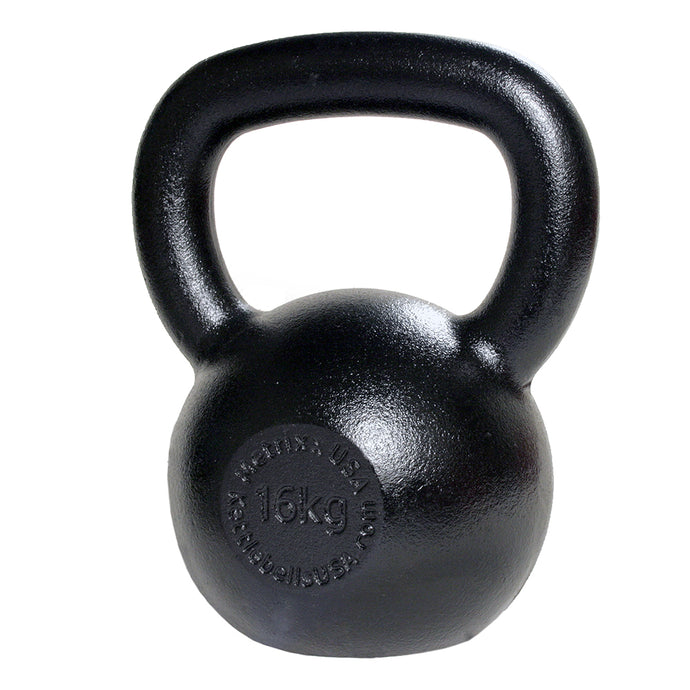 Metrixx® USA Precision E-Coat Kettlebell - Made in U.S.A.