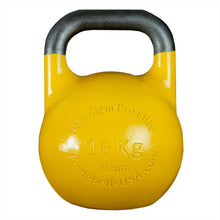 Load image into Gallery viewer, Paradigm Pro® Elite Precision Competition Kettlebell - 33 mm Handle Diameter