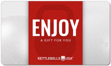 Load image into Gallery viewer, Kettlebells USA® Gift Card