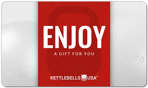 Kettlebells USA® Gift Card