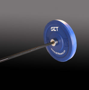 SET™ Fitness 4 Bearing / Hardened Chrome / Perfect Knurling