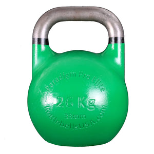 Paradigm Pro® Elite Precision Competition Kettlebell - 33 mm Handle Diameter