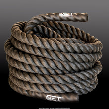 Load image into Gallery viewer, SET™ Fitness Polypropylene Battle Core Rope with Cased Ends