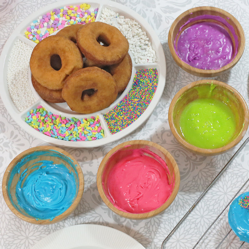 DIY KID'S PARTY IDEAS: DONUT DECORATING PARTY!