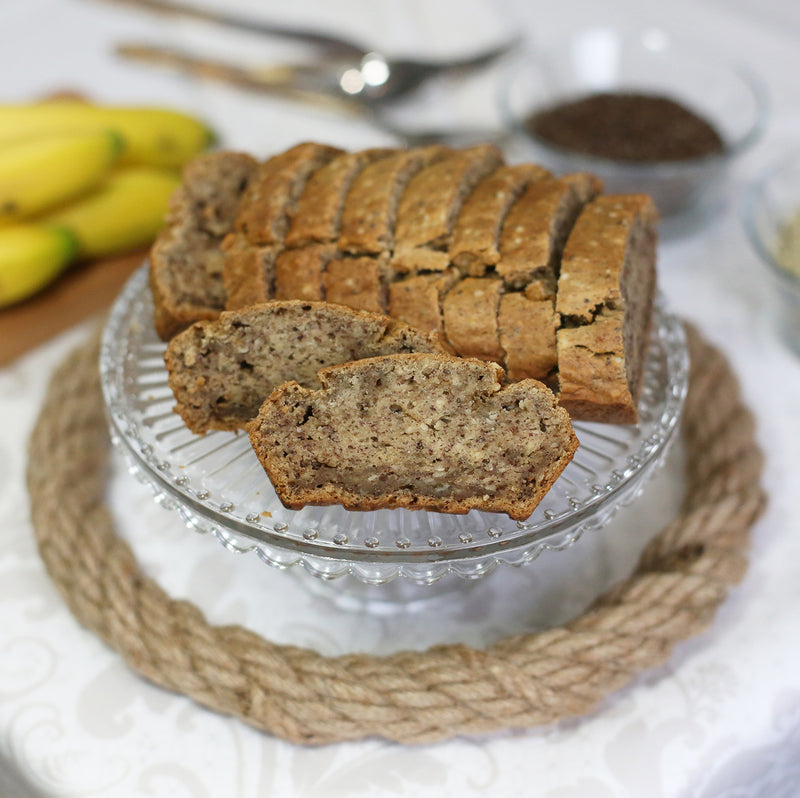 RECIPE ALERT: BEST EVER VEGAN BANANA BREAD