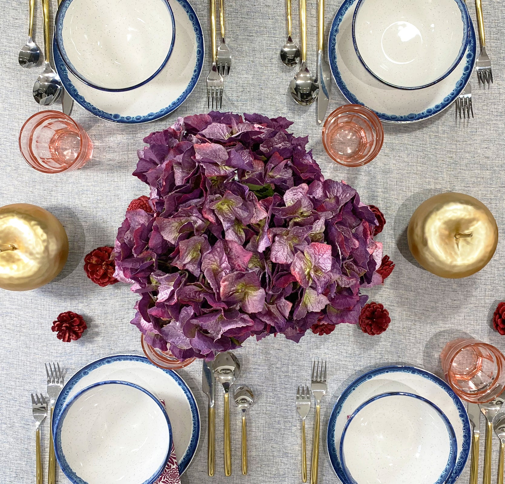 BEAUTIFUL MID FALL TABLESCAPE TO INSPIRE YOU