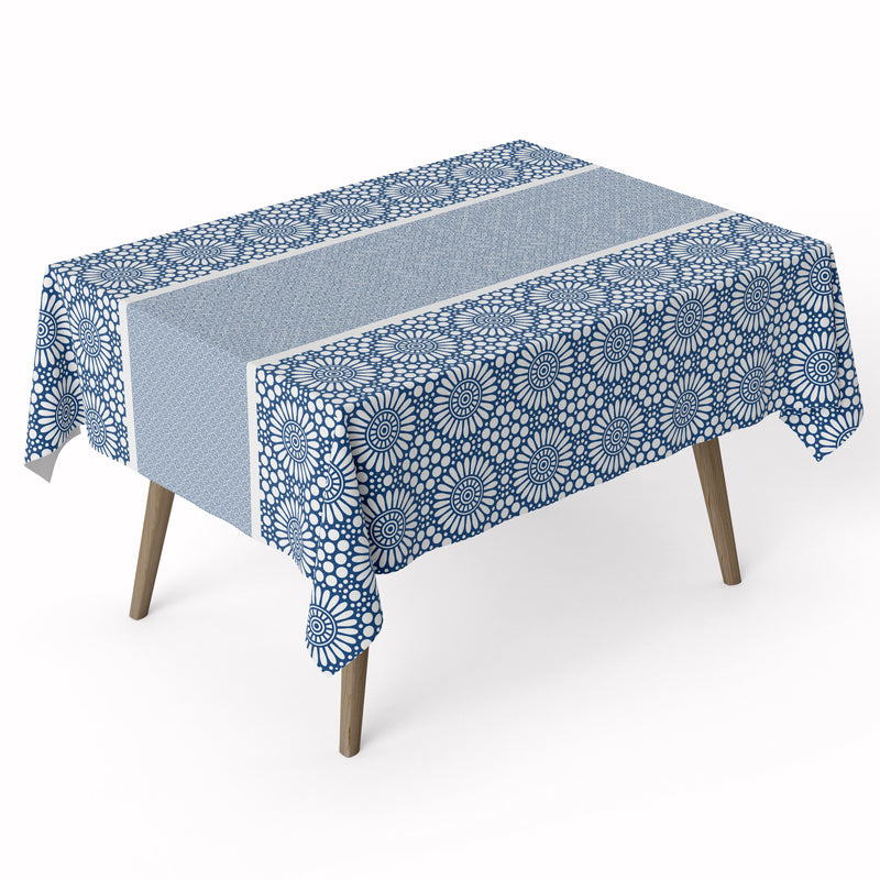AZURE TABLECLOTH