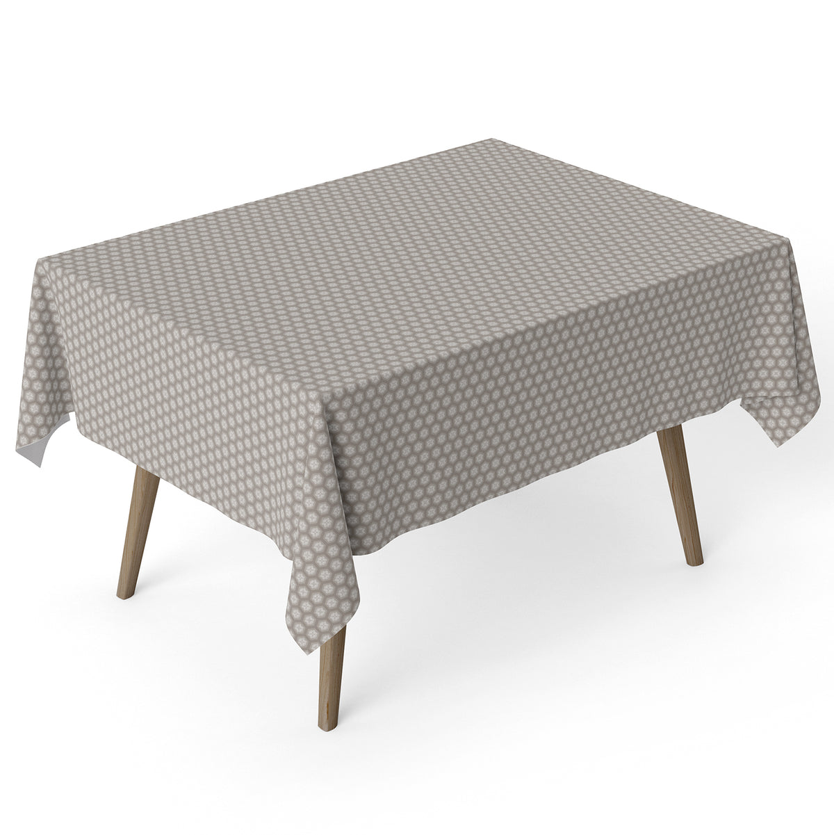 * COMING SPRING 2021 * HEXA WIPEABLE TABLECLOTH