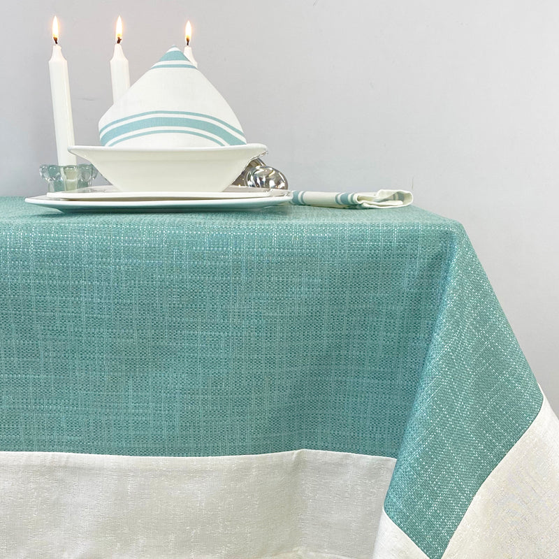 VIRIDIS MINT TABLECLOTH | 65