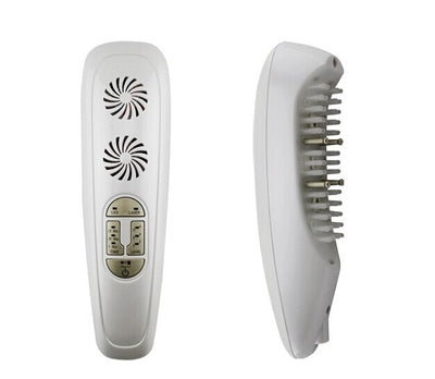 650nm Laser Hair Regrowth Comb Massager - Glorry Shop
