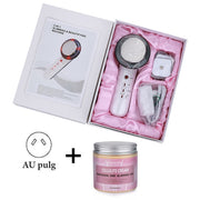 3 in 1 EMS Infrared  Ultrasound Slimming Fat Burner & Face Lifting Beauty Machine - Glorry Shop