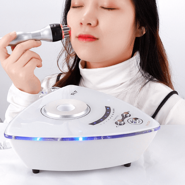 RF Radio Frequency Facial Lifting Anti Aging Machine - Glorry Shop