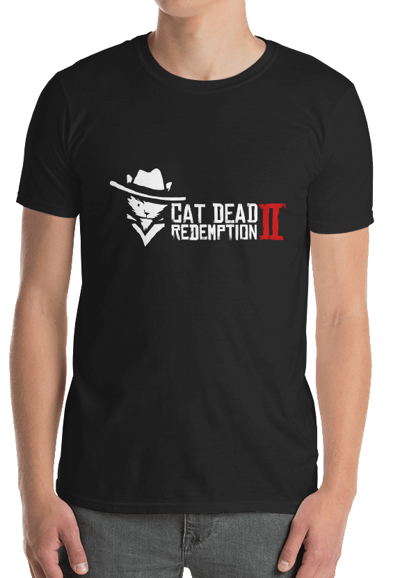 Red Dead Redemption II - Catface Shirt