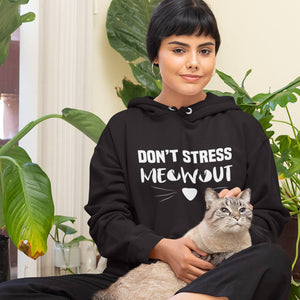 Don't Stress MEOWOUT Hoody