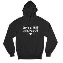 Laden Sie das Bild in den Galerie-Viewer, Don't Stress MEOWOUT Hoody