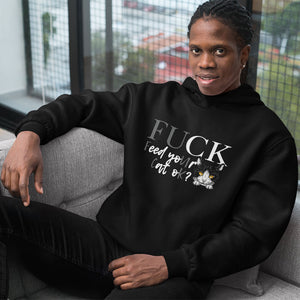 FUCK Feed Your Cat oK? Reloaded Hoody