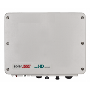 Solaredge 5000H_HD Wave_met SetApp configuratie