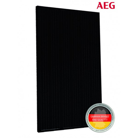 AEG AS-M606B 310 MONO FULL BLACK 5 BUSBARS/V