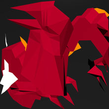 Load image into Gallery viewer, Drakonas - The Abstract Dragon