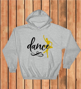 Dance Design Sweatshirts