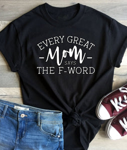 Mom Design T-Shirts