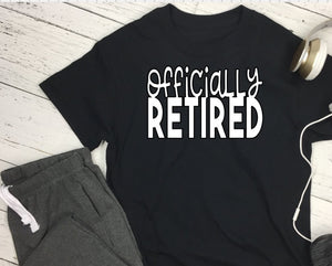 Retirement Design T-Shirts