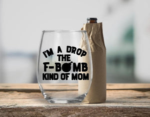 Funny Quotes Wine Glasses