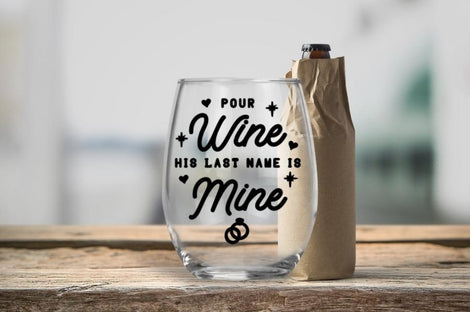 Wedding Designs Wine Glasses