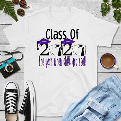 Class Of 2020 Quarantined T-Shirts