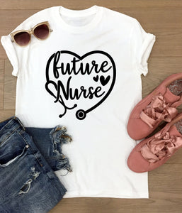 T-Shirt - Future Nurse - thegiftkornershop