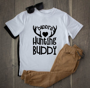 Toddler Softstyle Tee - Daddy's Hunting Buddy - thegiftkornershop