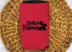 Insulated Can Holder - Road Trippin - thegiftkornershop