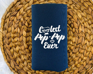 Insulated Can Holder - Coolest Pop Pop Ever - thegiftkornershop